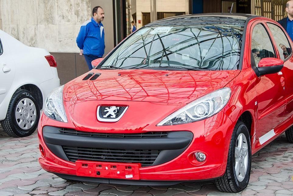 اعلام قیمت نهایی خودرو پژو 207 اتوماتیک پانوراما ایران خودرو