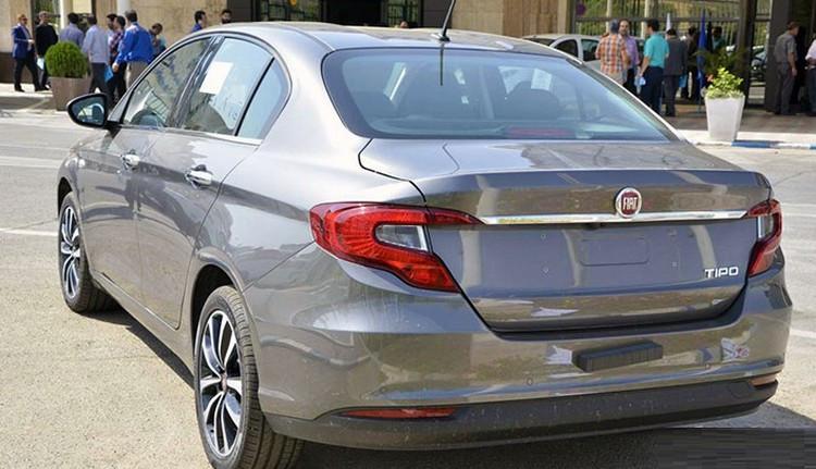 بزودی خودرو فیات تیپو وارد بازار ایران می شود + مشخصات کامل