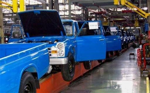 شکستن رکورد تولید روزانه و ماهانه خودروهای سبک توسط زامیاد