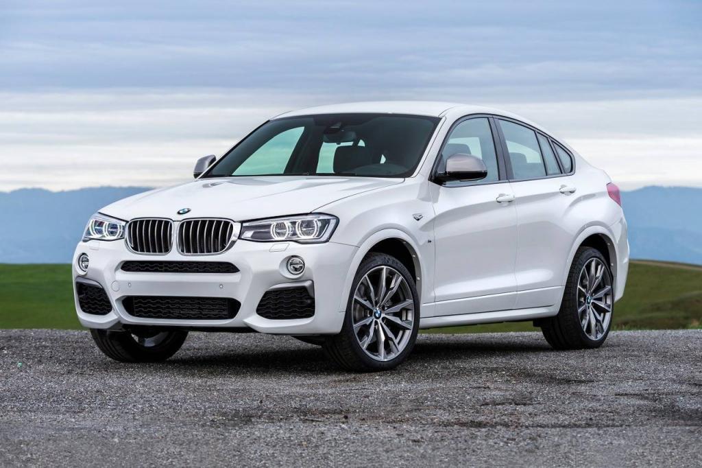 انتشار طرح فروش نقدی و اقساطی BMW X4 مدل 2017 ویژه بهمن 99 + قیمت