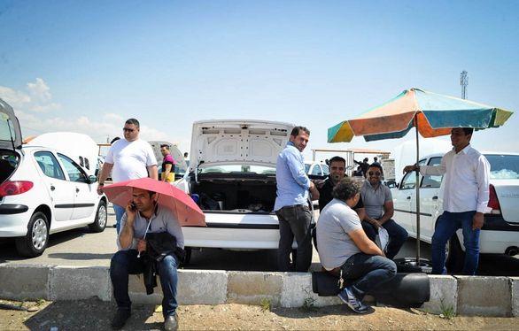 بازار خودروی کشور با نوسانات شدید قیمتی خداحافظی کرد