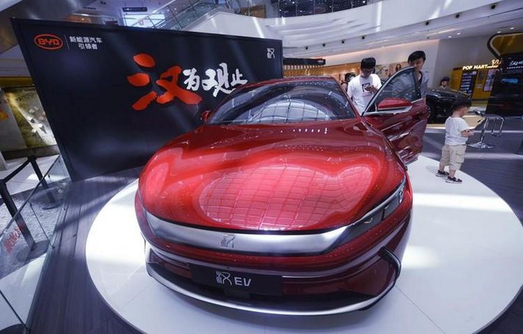 خودروهای برقی چینی وارد بازار استرالیا می شوند + عکس
