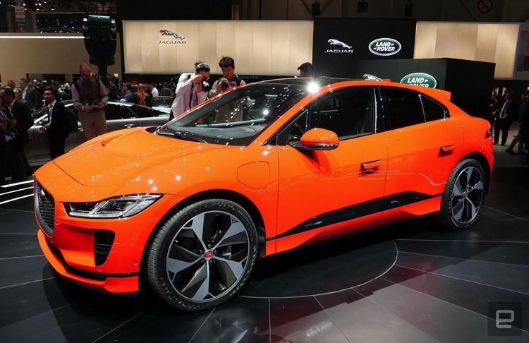 تا سال ۲۰۲۵ خودروهای جگوار تمام الکتریکی میشوند