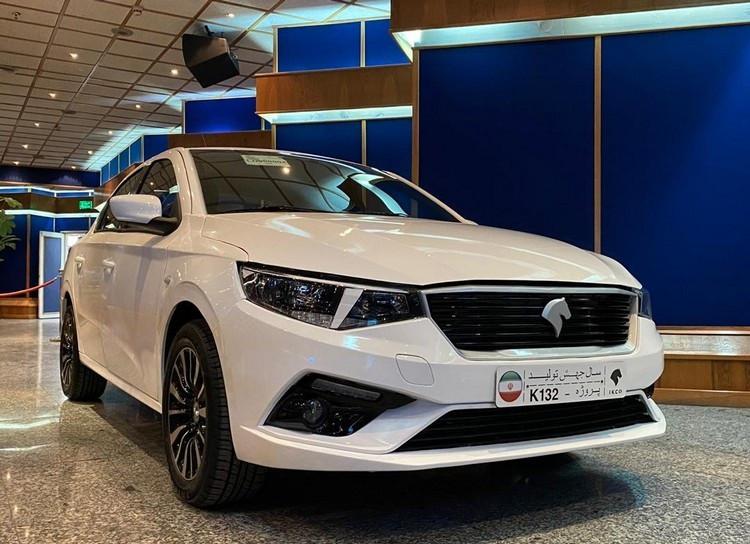 کسب ستاره پنجم کیفیت در انتظار «تارا» ایران خودرو