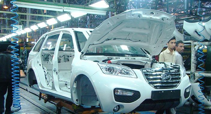 رونمایی وزارت صمت از برنامه جهش تولید خودروسازان خصوصی برای رزم با انحصار