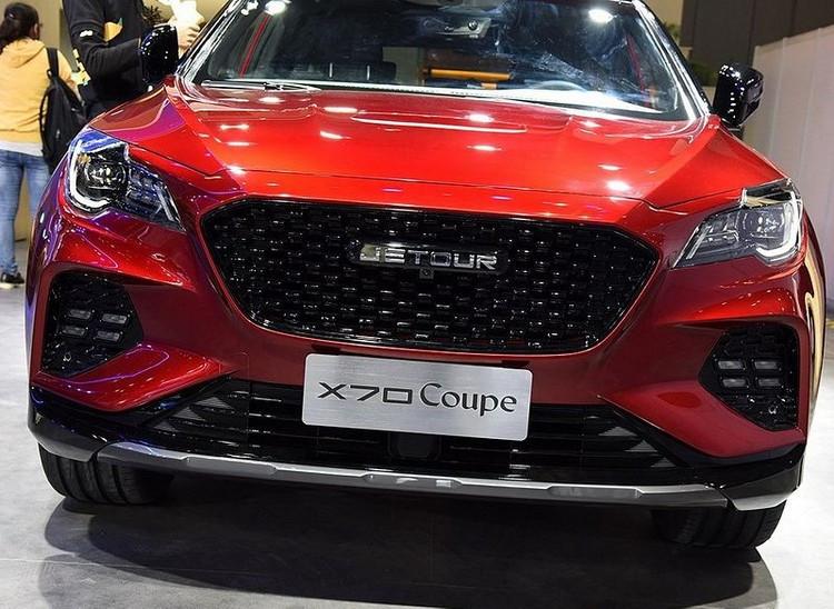 معرفی X70 کوپه ؛ محصول اسپرت خانواده چینی جتور با موتور قویتر + عکس