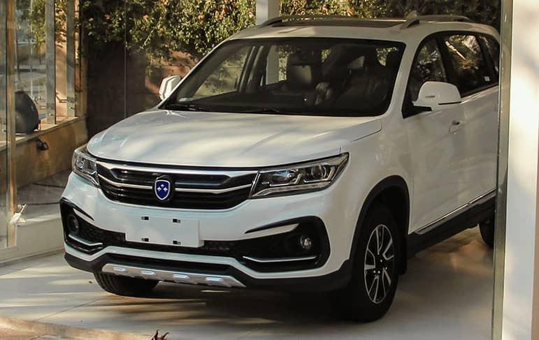 اعلام طرح جدید فروش خودرو فردا SX5 ویژه اسفند 99 + جدول