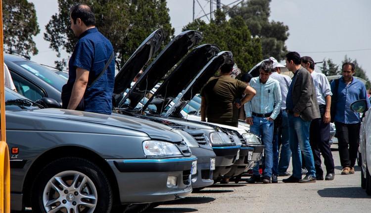 افزایش تقاضا برای خودروهای کارکرده در بازار + قیمت برخی از خودروها