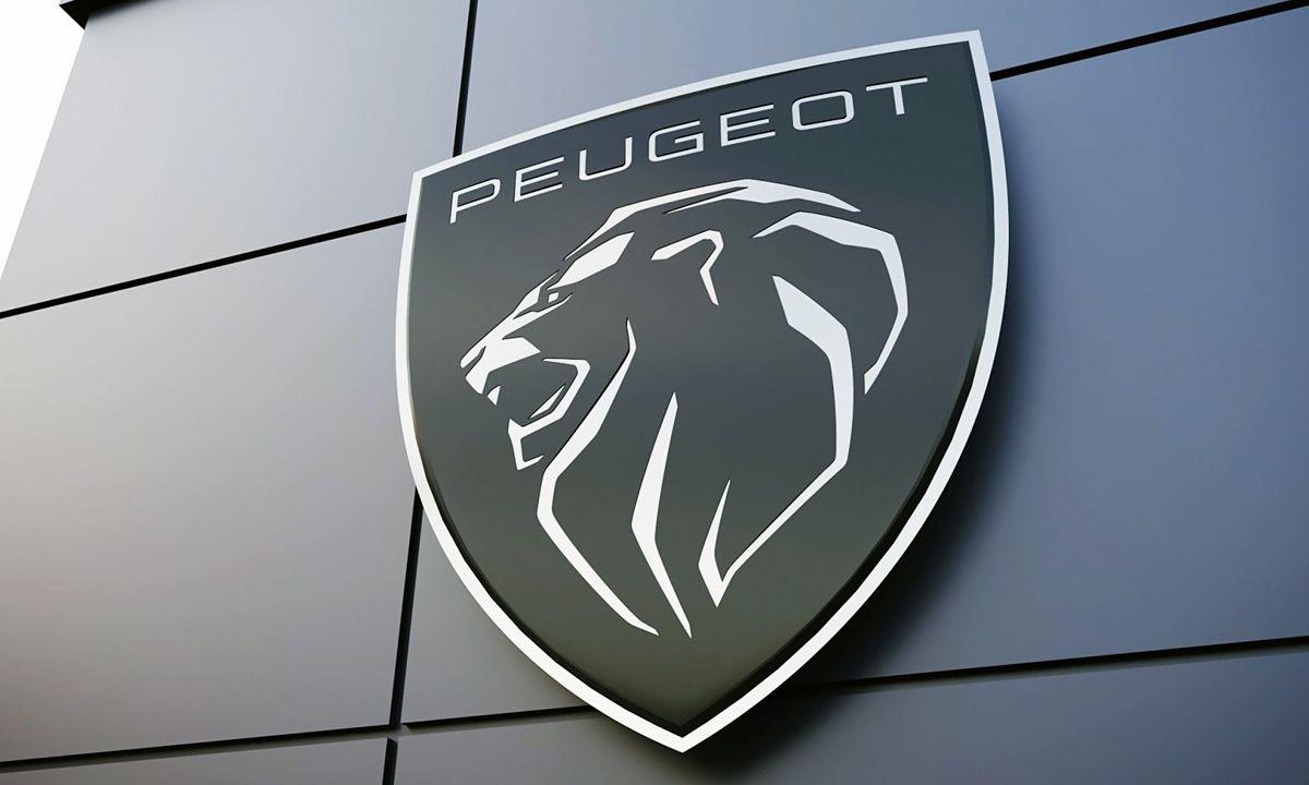 شرکت پژو فرانسه از لوگوی جدید خود رونمایی کرد
