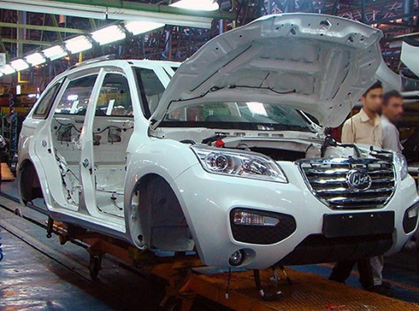 خودروسازان خصوصی در جاده رشد تولید + آمار