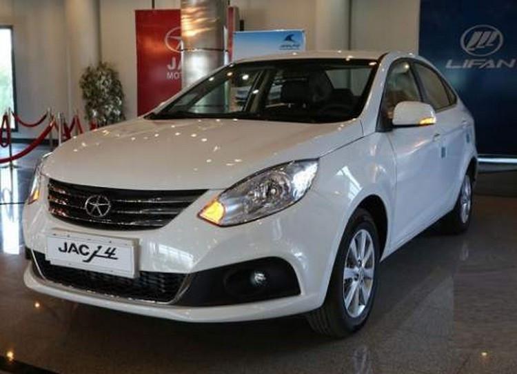 عرضه خودرو سدان جک j4 با 85 درصد داخلی سازی به بازار ایران
