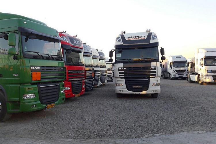 اعلام شرایط ترخیص کامیونهای وارداتی دست دوم توسط گمرک