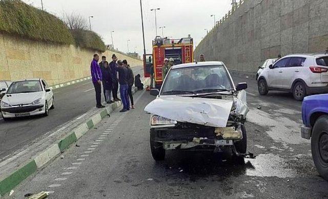 مهمترین اقدام هنگام تصادفات خسارتی خودرو چیست؟