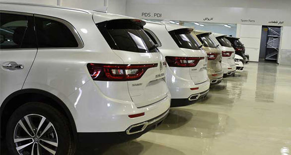تبدیل پارکینگ شرکتهای خدمات پسازفروش به انبار خودروهای خارجی