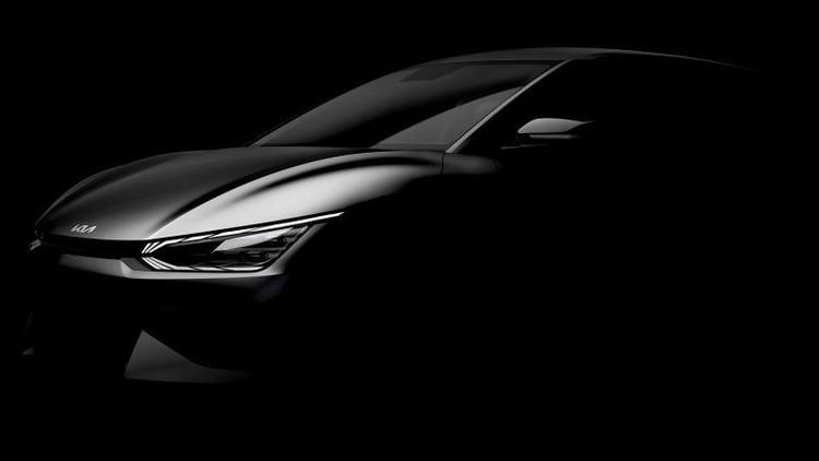 عرضه EV۶ ، اولین خودروی الکتریکی جدید کیا به بازار به زودی + قیمت