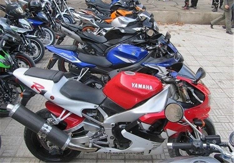 آیا ثبت سفارش و ترخیص موتورسیکلت های بالاتر از ۲۵۰ سی سی امکانپذیر می باشد؟