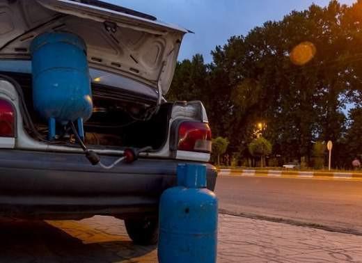 درخواست تغییر مصوبه مجلس برای ورود LPG به سبد سوخت خودرو
