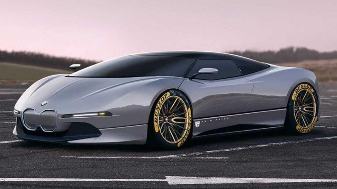 ورود کانسپت BMW Nazca C ۲ با طراحی جدید به بازار + عکس