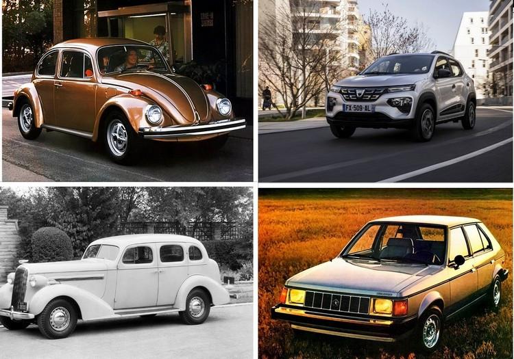 معرفی ۷ خودروی قدیمی سریعتر از داچیا اسپرینگ! + عکس