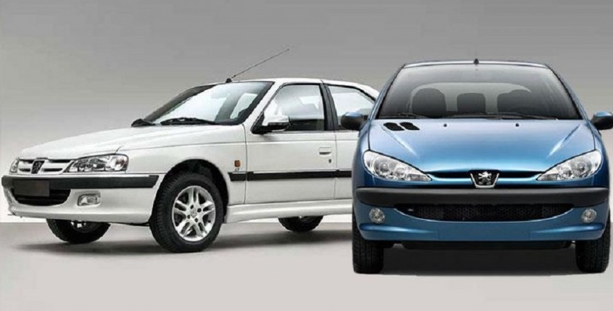 اعلام قیمت کارخانه ای محصولات ایران خودرو برای فروردین ماه 1400 + جدول