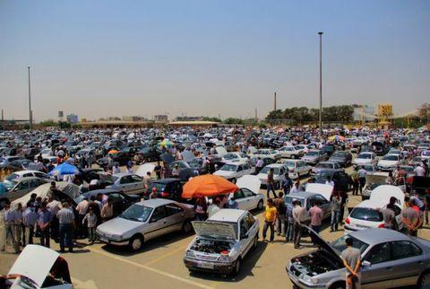 آرامش بازار در راسته چینی های بازار خودرو