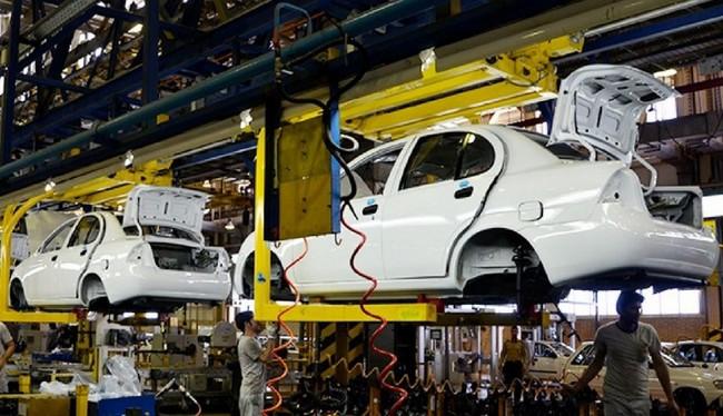 اگر تحریم داخلی تولید برداشته شود؛ خودرو ارزان می شود !