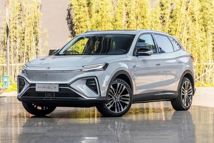 عرضه لوکسترین خودروی امجی در اروپا + قیمت