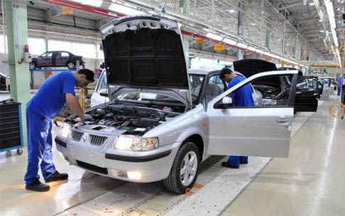اعلام برنامه تولید خودروسازان کشور در سال ۱۴۰۰