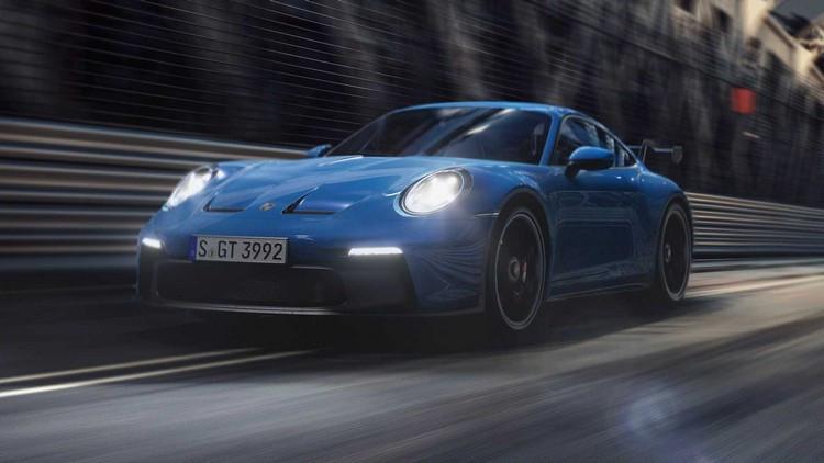 قیمت پورشه 911 GT3 مدل 2022 اعلام شد + عکس