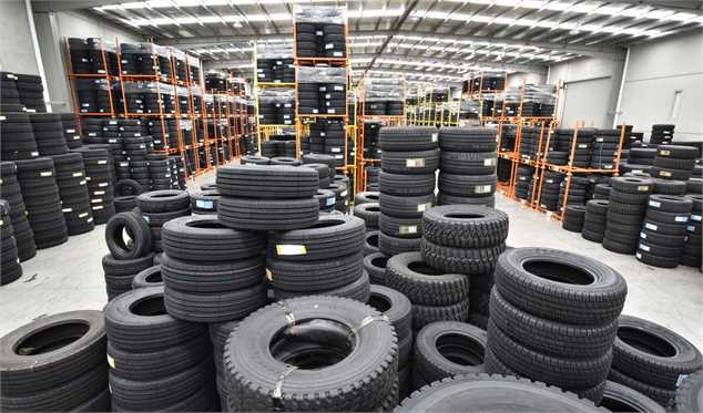 با عبور تولید تایر از نیاز کشور چشم به راه مجوز صادرات هستیم
