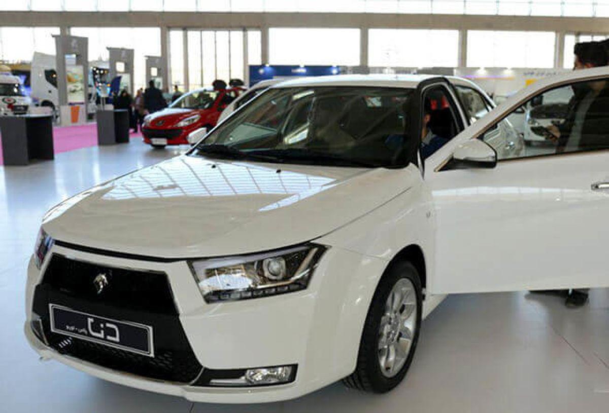 خودروی دنا پلاس 6 سرعته دستی ایران خودرو در آستانه تولید انبوه