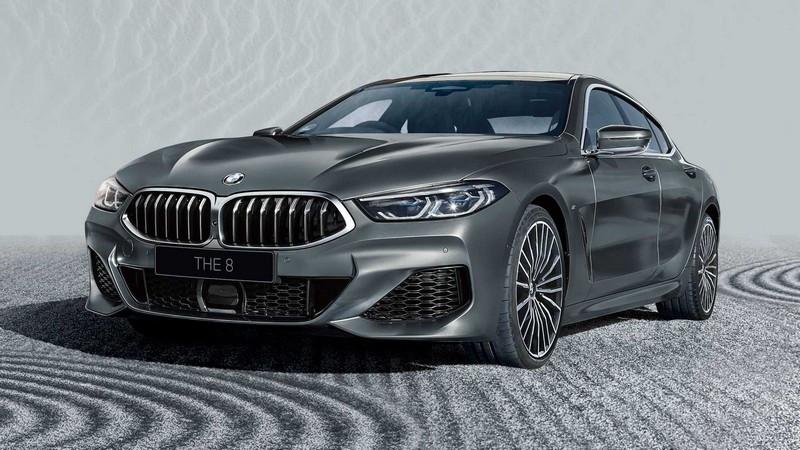 تولید نسخه خاص و محدود BMW 8 Series + عکس