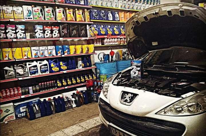 قیمت روغن خودرو در بازار غیرقانونی افزایش یافت