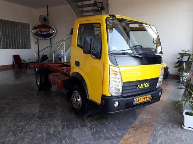 فروش کامیونت M5.2 آمیکو ویژه اردیبشت 1400 آغاز شد + مشخصات