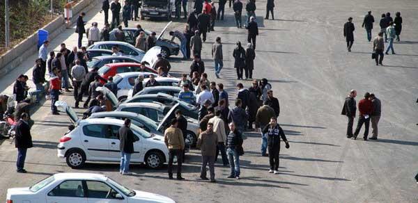 افزایش رونق خرید و فروش خودرو در بازارهای غیررسمی در کشور