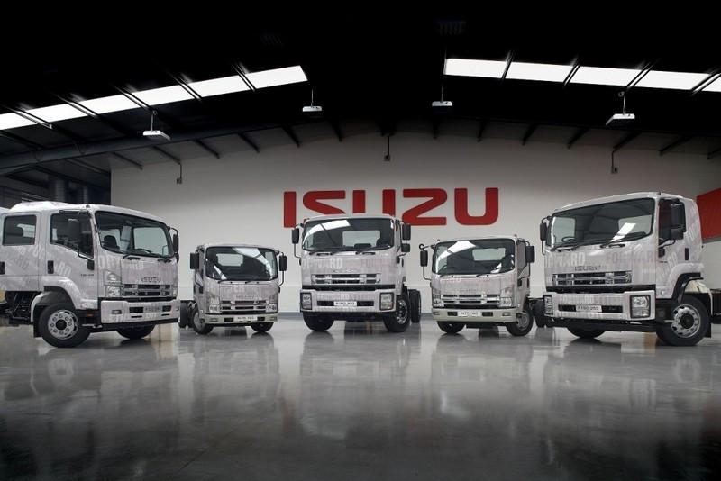 اعلام قیمت جدید کامیونهای ایسوزو 6 و 8 تن - اردیبهشت 1400 + جدول