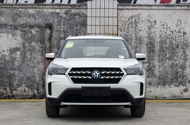 معرفی ونوشا تی60؛ کراس اوور کوچک چینی و شباهت به سانگ یانگ تیوولی + قیمت