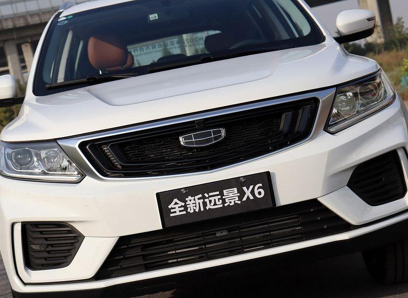 معرفی کراس اوور جدید جیلی X6؛ طراحی متفاوت و پیشرانه 4 سیلندر + قیمت