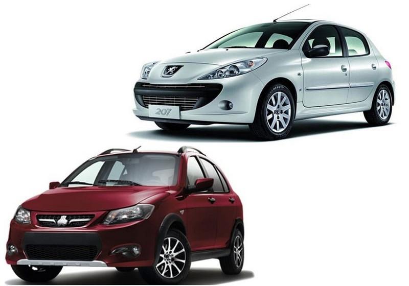 در بازه قیمت ۲۰۰ تا ۳۰۰ میلیون چه خودروهایی در بازار می توان خرید؟ + جدول