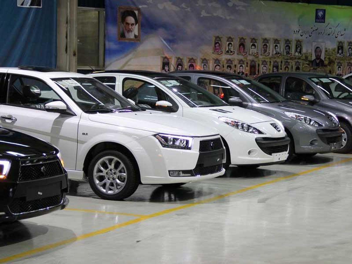 ارزان شدن قیمت خودروهای تولید داخل در بازار - دوشنبه 13 اردیبهشت