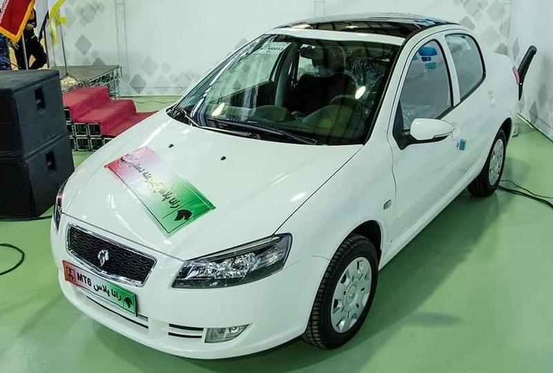 اعلام مشخصات خودرو رانا 6 دنده با سقف شیشه ای + عکس