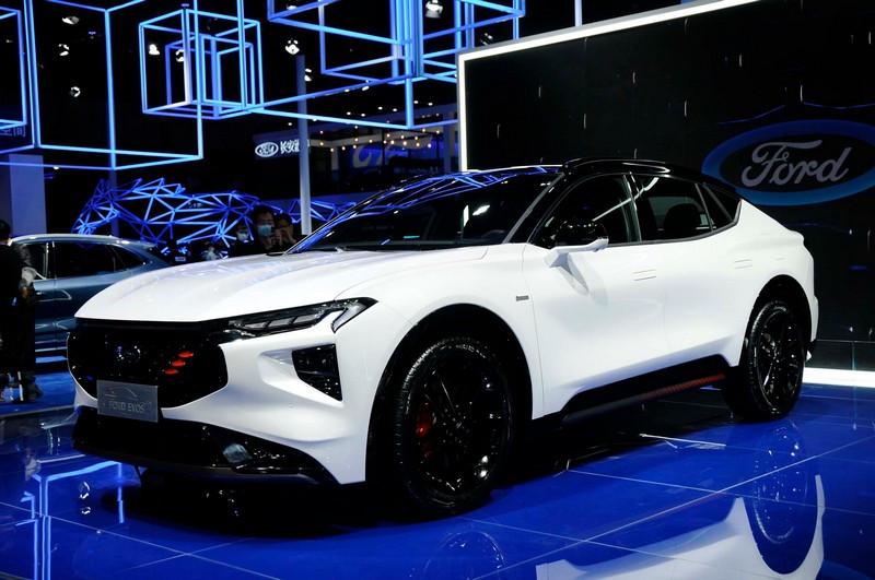 فورد این خودرو فقط برای بازار چین تولید می کند + عکس