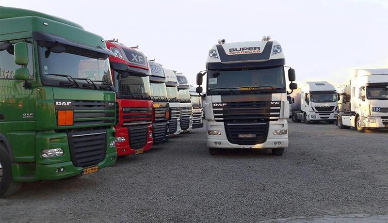 ترخیص 1650 کامیون دست دوم وارداتی از گمرک