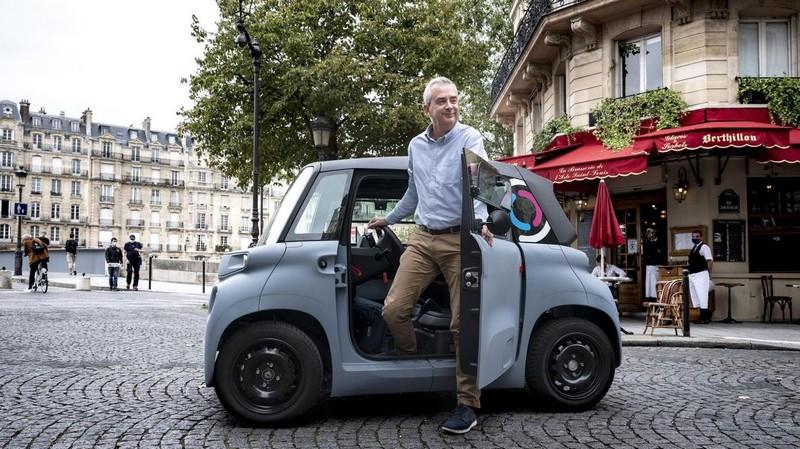 معرفی سیتروئن امی؛ خودرویی که رانندگی با آن گواهینامه لازم ندارد! + عکس
