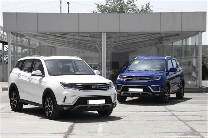 حضور یک شاسیبلند جدید دیگری در بازار خودرو ایران + عکس