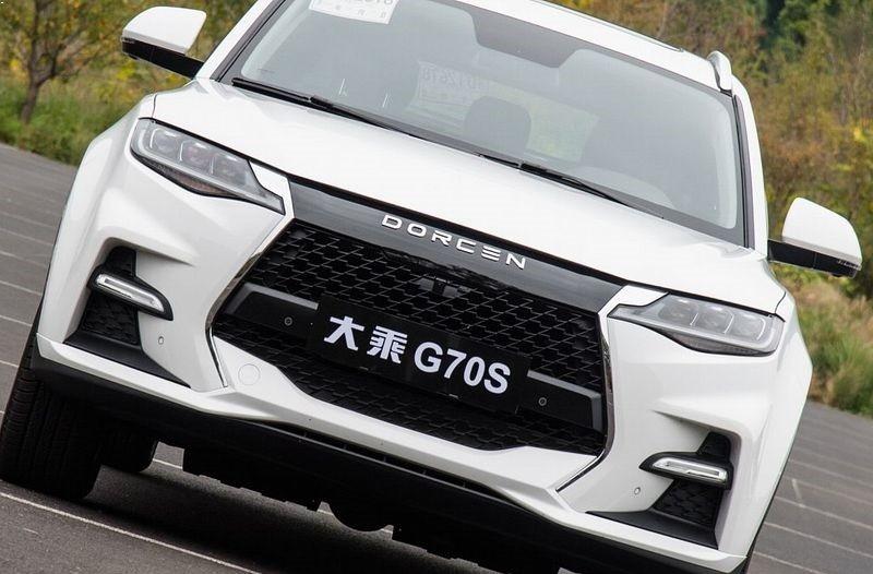 رونمایی از دورسن G70S؛ شاسی بلند چینی با پیشرانه توربو و کابین لوکس + قیمت