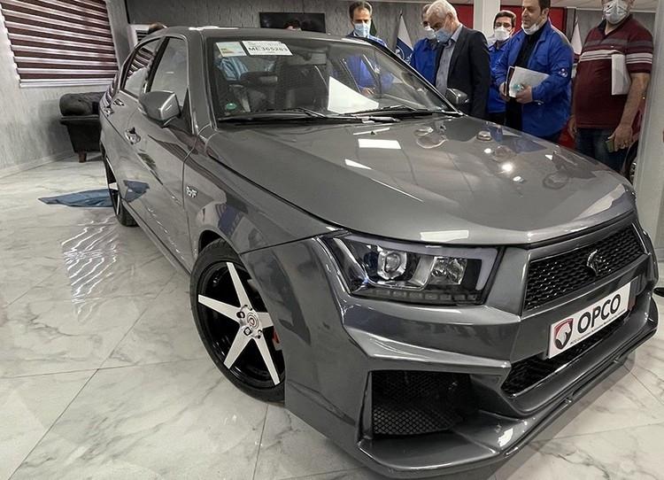ایران خودرو 1 درصد تولید محصولاتش را به خودروهای سفارشی اختصاص داد