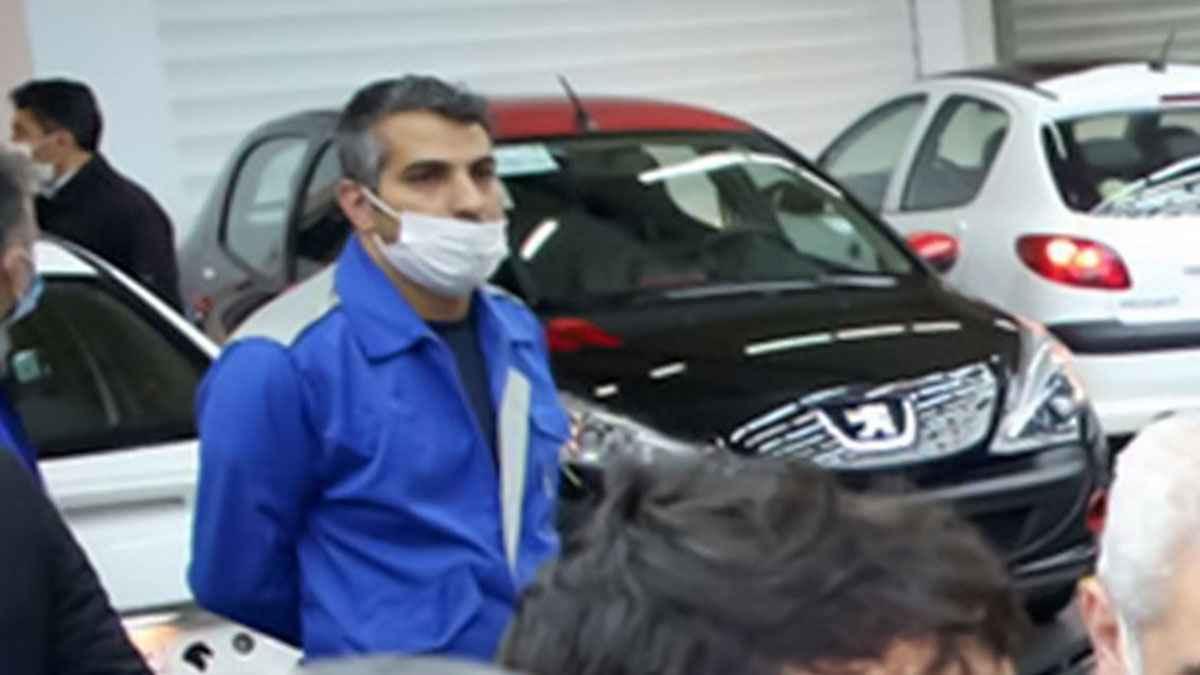 انتشار مشخصات خودرو پژو 207 دو رنگ از سوی ایران خودرو