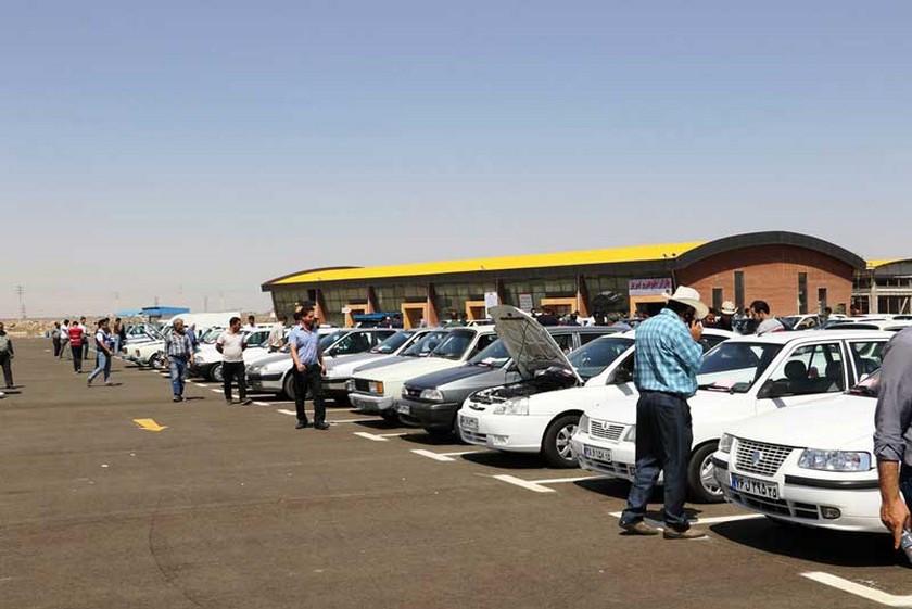 رشد قیمت 2 تا 9 میلیون تومانی خودرو در بازار