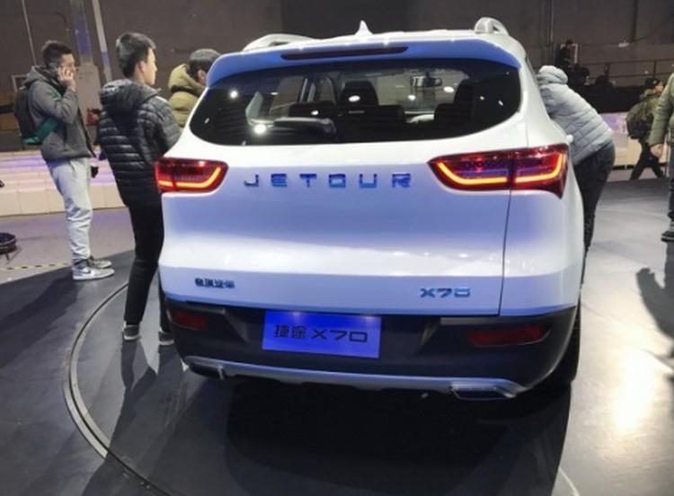 حضور فیدلیتی (جتور X70) در لیست ده خودرو SUV پرفروش در بازار چین